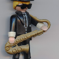 Bilderblog-Eintrag: Playmobil Blues Brother