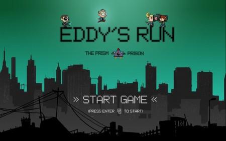 cheap for discount c2e78 e4dfc Eddys Run - Edwards Snowdens Flucht als JumpnRun-Spiel